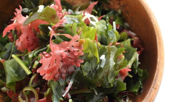 まごわやさしいの食材(わかめ、海藻)