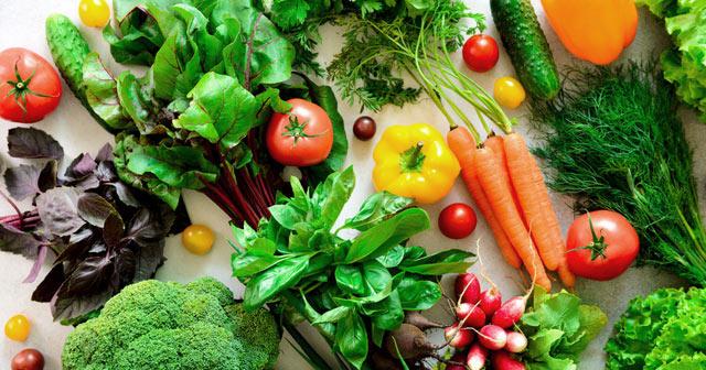 まごわやさしいの食材(野菜)