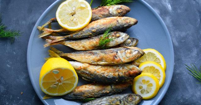 まごわやさしいの食材(魚)